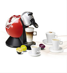 Goodbye Starbucks, Hello Variety with the Nescafe Dolce Gusto