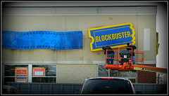 Blockbuster Stores May Be Closing, But They Aren't Giving Up